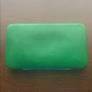 Kelly Green Wallet